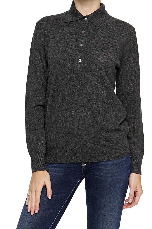 Lai La New York Damen Pullover 100% Kaschmir