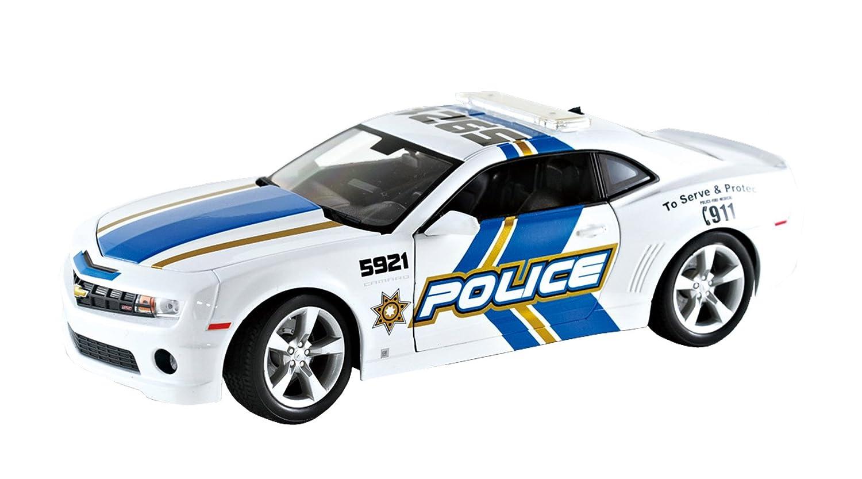 Maisto1  18SE Chevrolet Camaro RS2010 Polizei