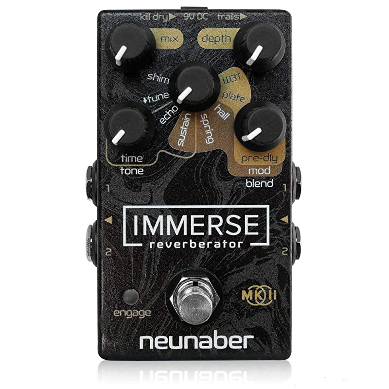 Neunaber Audio Effects Immerse Reverberator MkⅡ