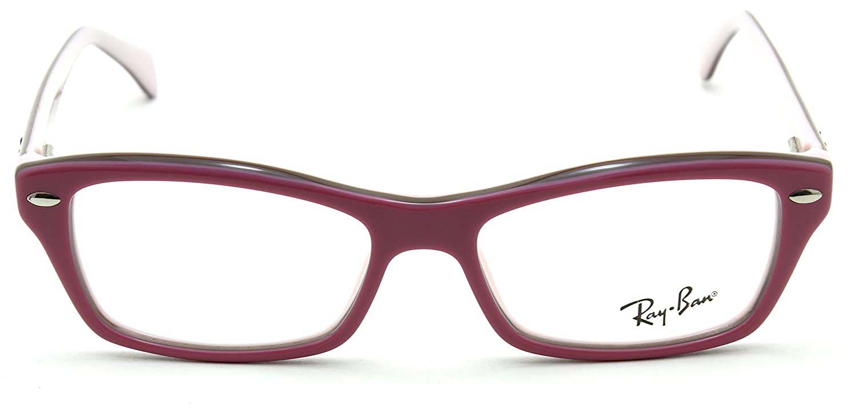 c1a1d51586c Amazon.com  Ray-Ban RY1550 3656 Square JUNIOR Prescription Eyeglasses RX -  able