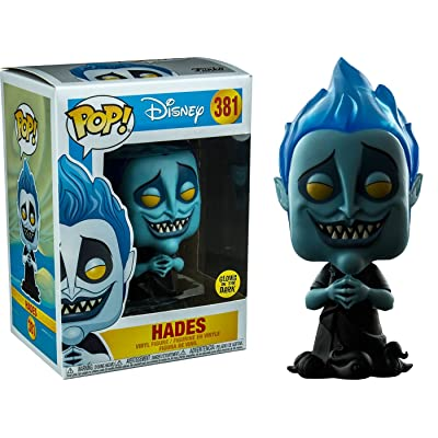 Funko Pop! Hades (Glow in the Dark) Exclusive Disney #381: Toys & Games