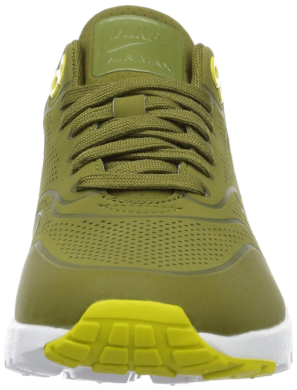 Nike Damen Air 1 Max 1 Air Ultra Moire Laufschuhe Schwarz d53070