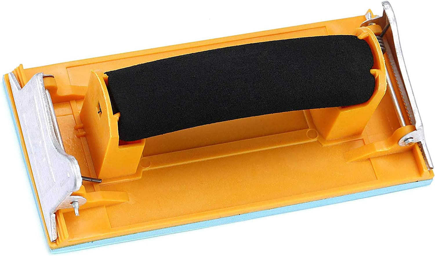 Perfect for 9 x 3.6 inch Sandpaper Hand Sander for Sand Paper Sanding Block with Sponge Handle