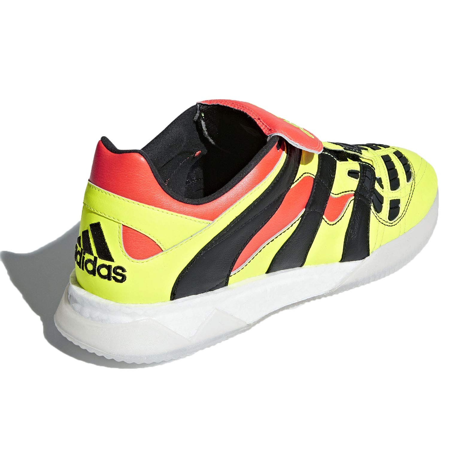b7d545af4 Amazon.com | adidas Men Predator Accelerator Trainers (Yellow/Solar Yellow/core  Black/Solar red) | Shoes