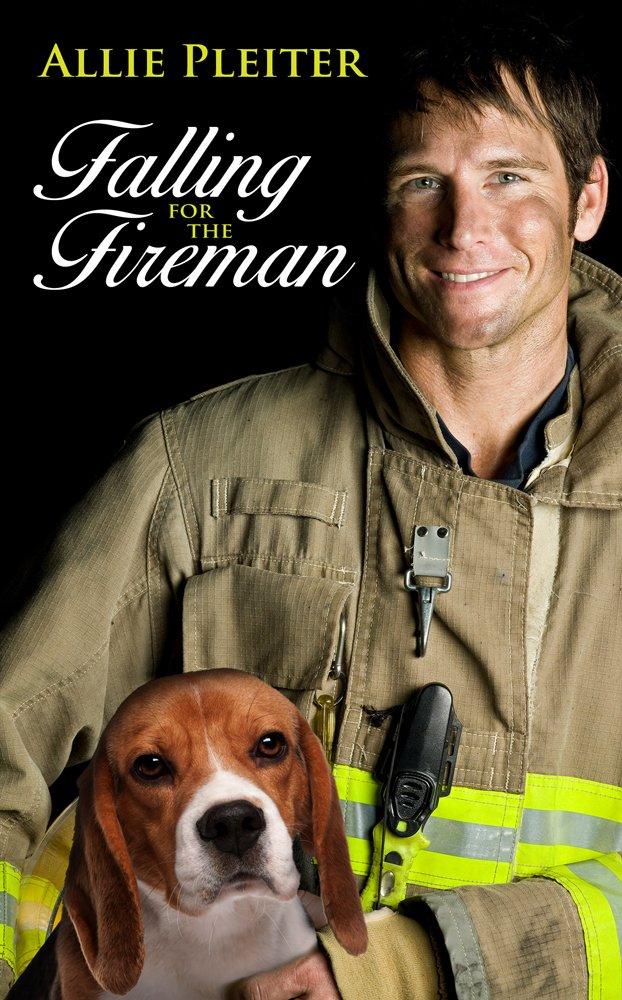 Download Falling For The Fireman (Thorndike Press Large Print Christian Fiction) pdf epub