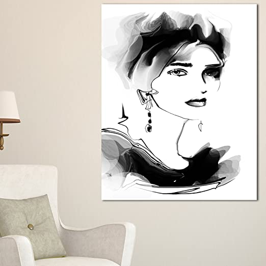 Pretty Woman Poster Canvas Picture Art Print Premium Quality