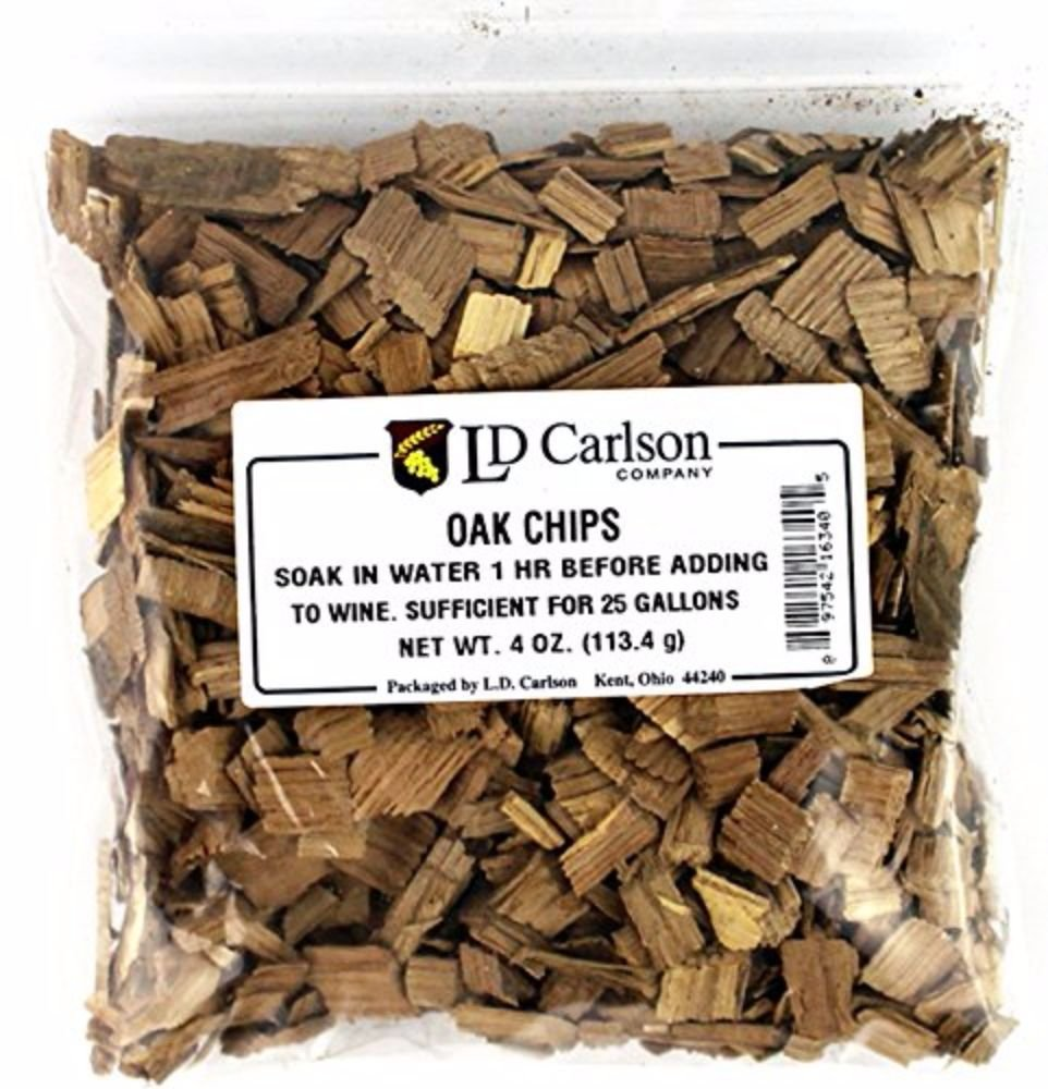 American Oak Chips 4 oz.