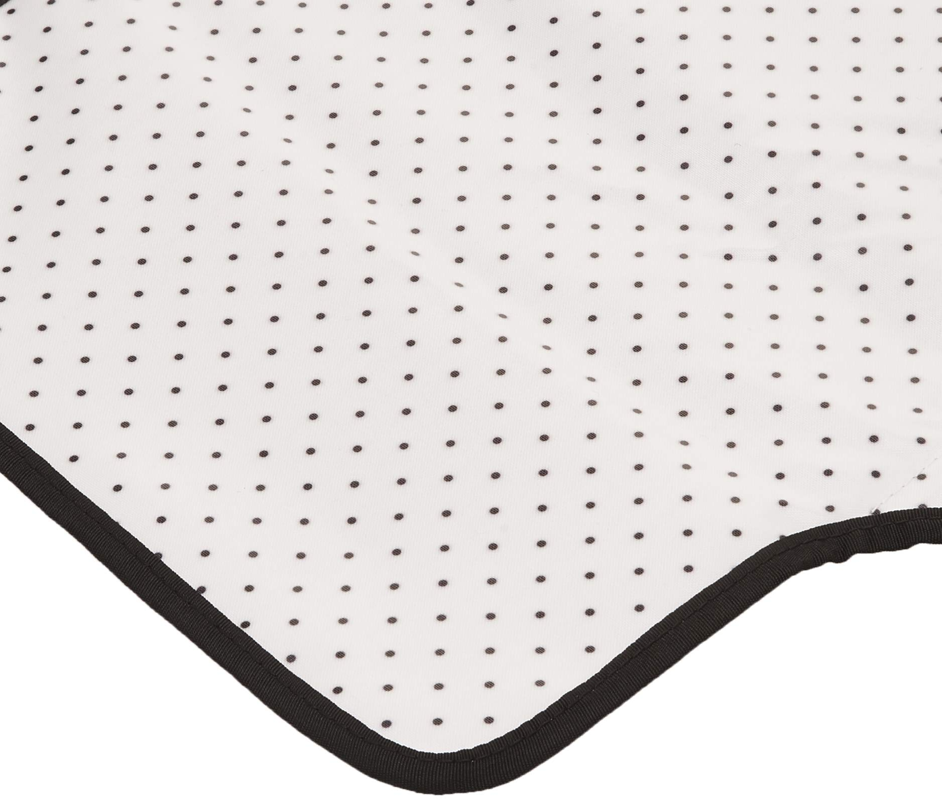 Skip Hop Pronto Signature Portable Changing Mat, Cushioned Diaper Changing Pad with Built-in Pillow, Grey Melange by Skip Hop (Image #4)