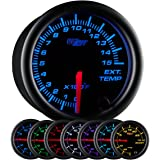 Pyrometer 900/ºc Auto Meter AutoMeter 7544-M Gauge 2 1//16 Phantom Ii Egt Digital Stepper Motor