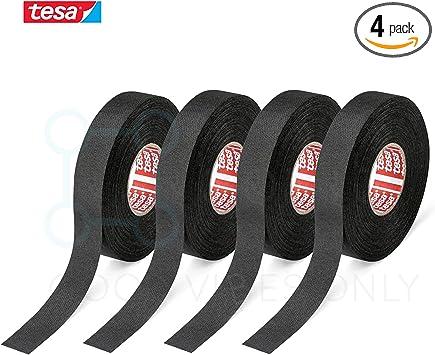 TESA 51608 Arnés de cableado telar cinta 15 Mm x 15 M Pack completo de cinco rollos