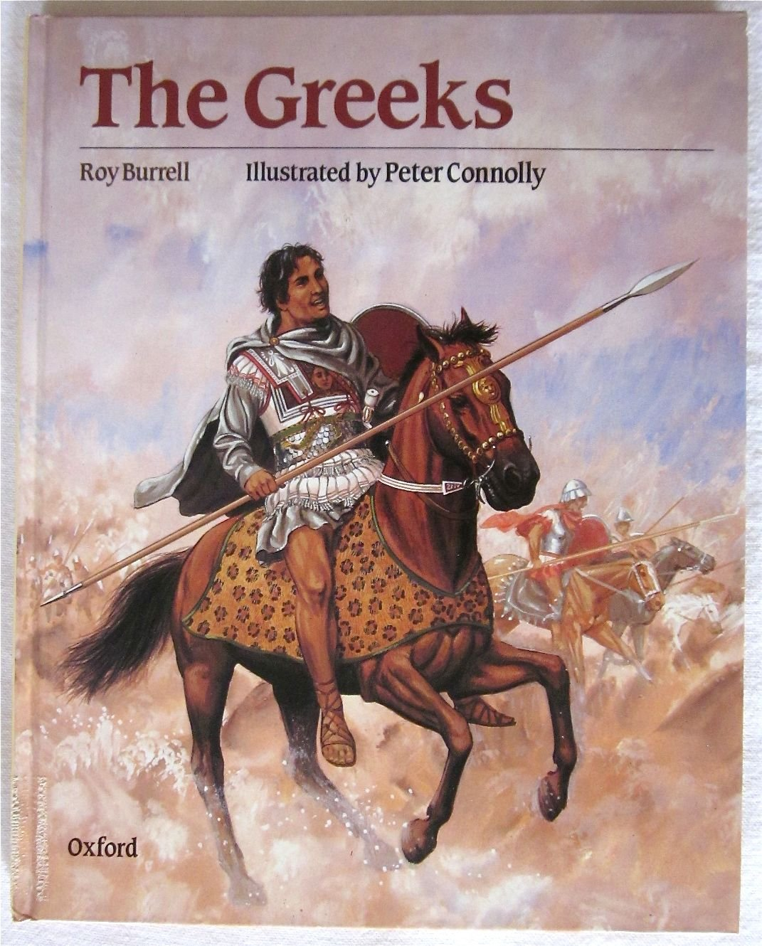 The Greeks (Rebuilding the Past)