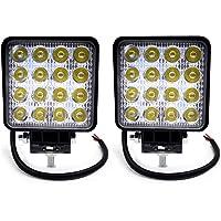 Focos de Coche LED, 48W 12V / 24V