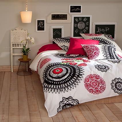 Desigual   Funda nordica geisha (cama de 90): Amazon.es: Hogar