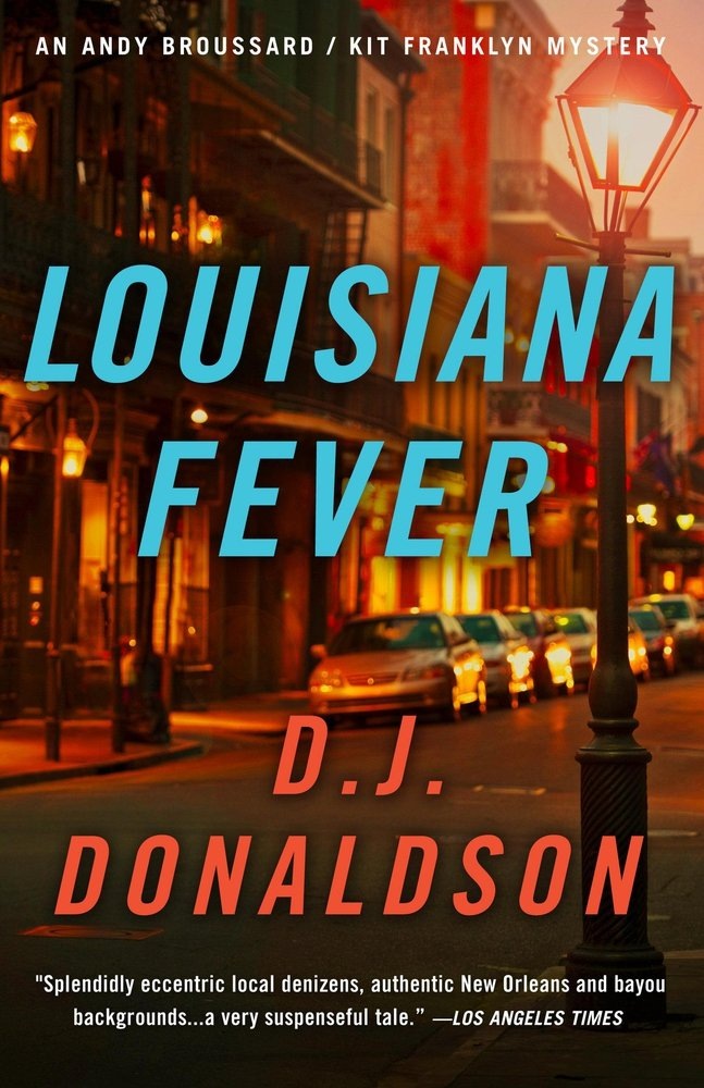 Louisiana Fever (Broussard & Franklyn) PDF