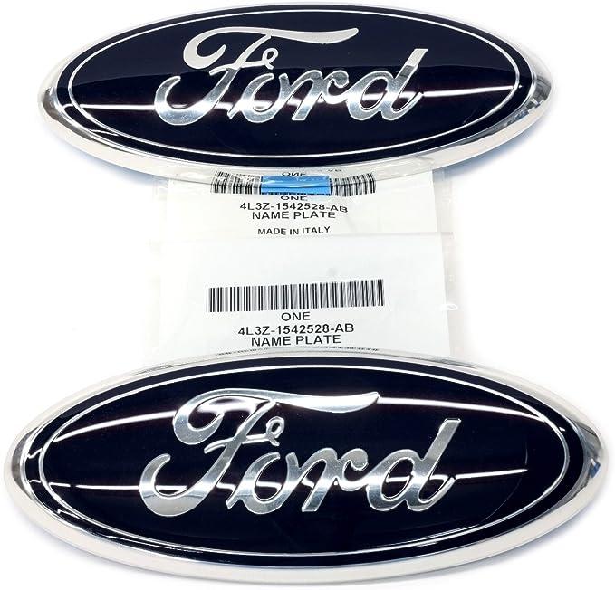 Genuine Ford 4L3Z-1542528-AB Nameplate