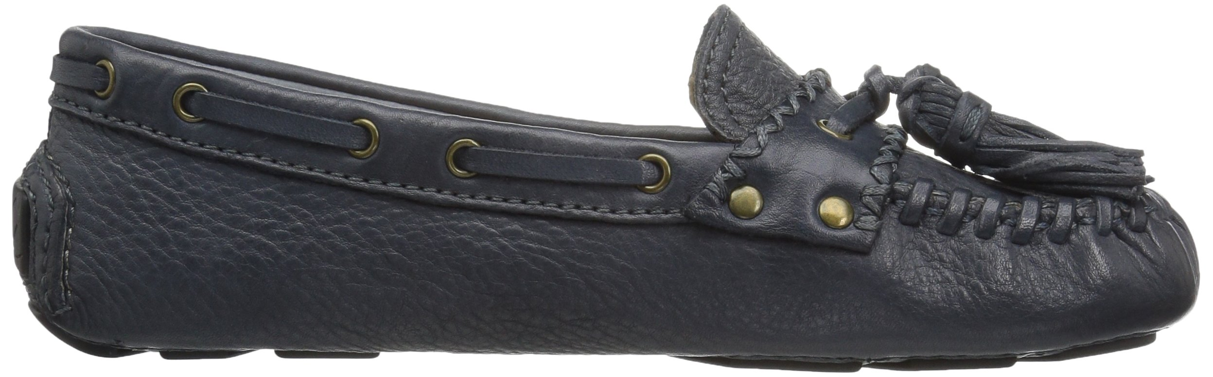 Patricia Nash Women's Domenica Driving Style Loafer, Oxford Blue, 37.5 B US by Patricia Nash (Image #7)