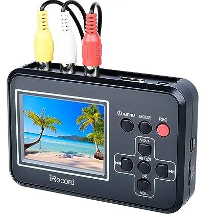 Amazon.com: DIGITNOW Video to Digital Converter, VHS to Digital