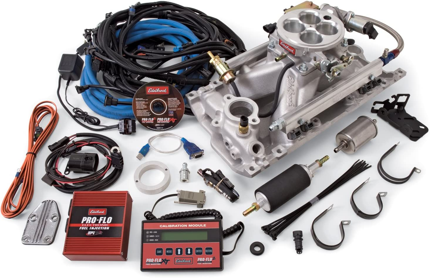 Edelbrock 35000 Fuel Injection System