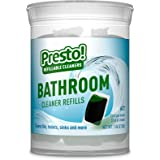 Presto! by Amazon: Bathroom Cleaner Refills 6-pack (makes 6 bottles of Presto! cleaner), Refill, reuse, reduce