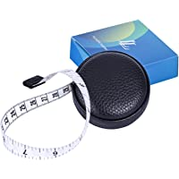 "Tape Measure, 3m/120"" Body Measuring Tape, Double-Sided Tape Leather Tape Measure, Measuring Tool for Fabric Tailoring…"