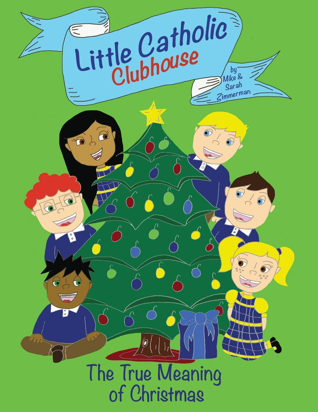 Christmas Meaning.Amazon Com Little Catholic Clubhouse The True Meaning Of