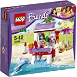 LEGO Friends 41028 - La Postazione da Bagnina di Emma
