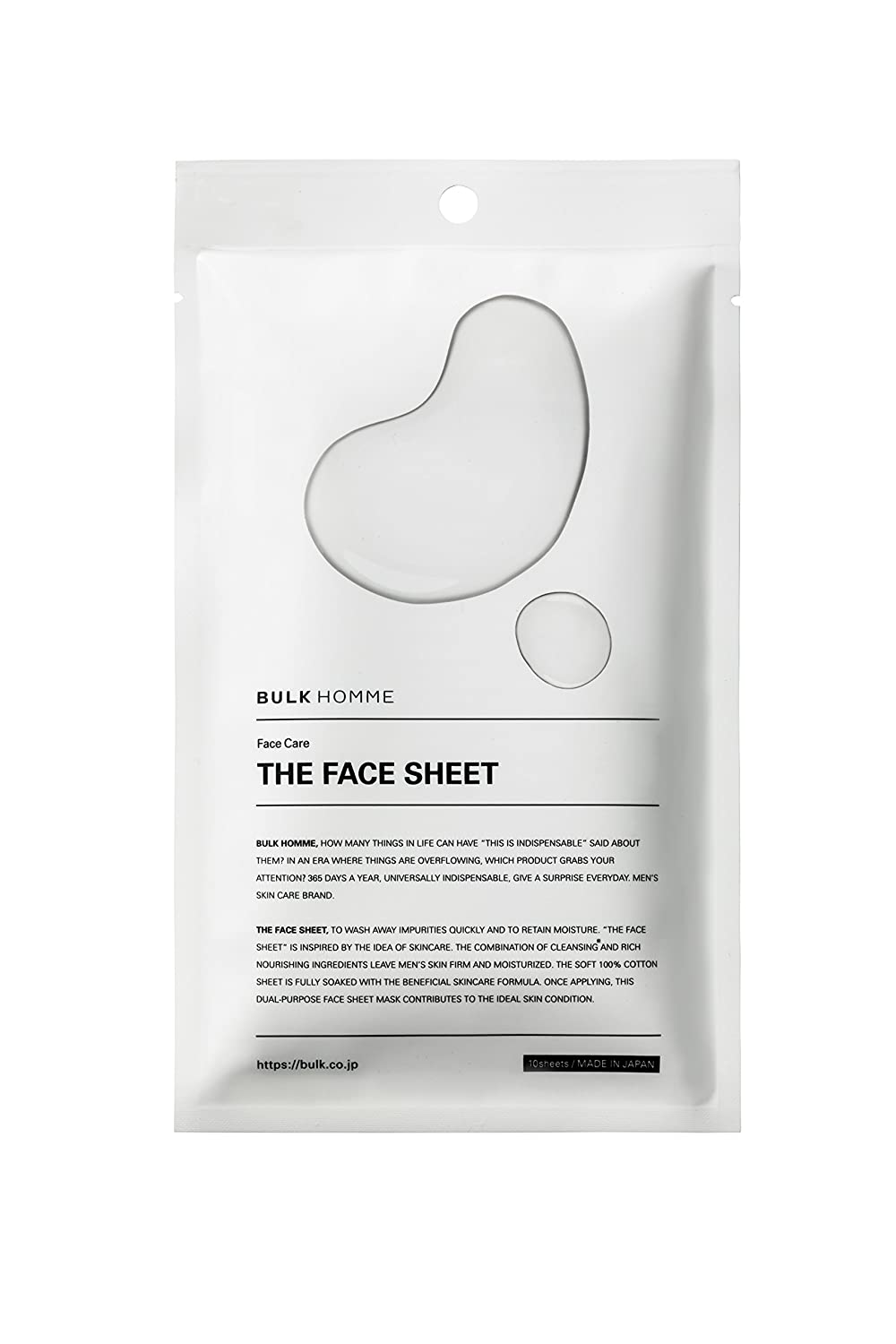 THE FACE SHEETのサムネイル