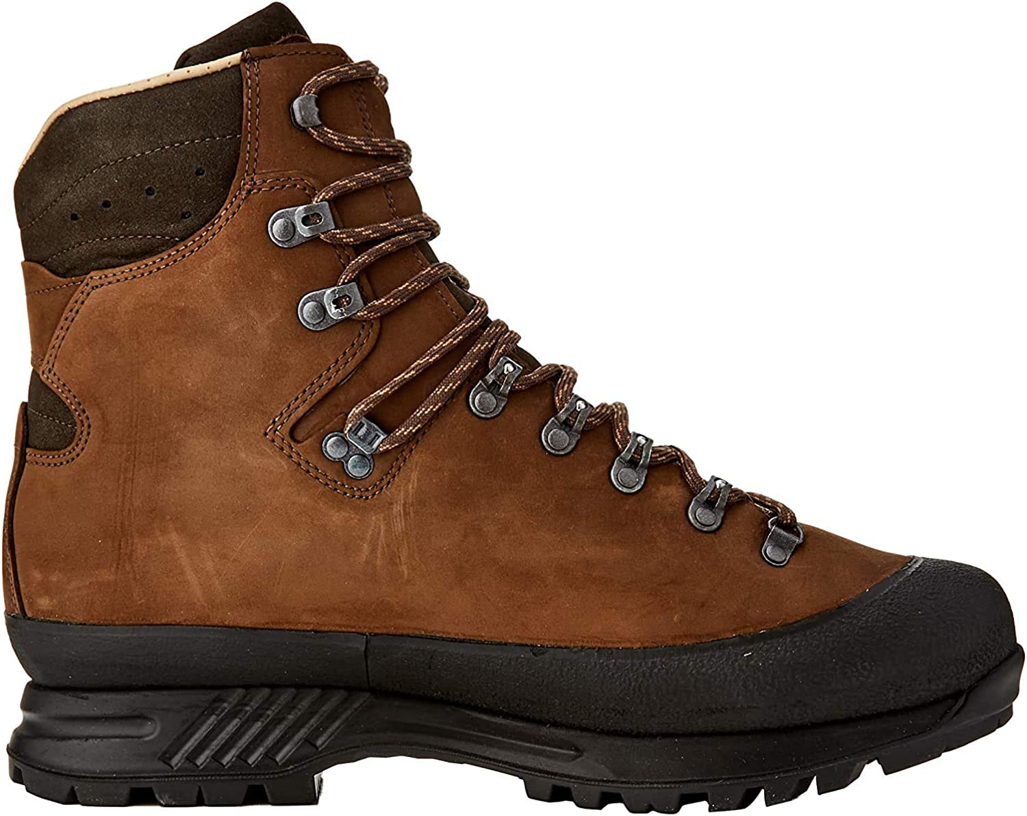 Hanwag Alaska GTX Backpacking Boot – Men s Erde Brown, US 11.0 UK 10.0