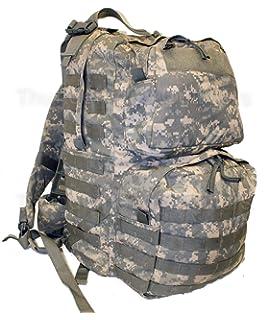 LN US Military ACU Medium Rucksack Backpack MOLLE Pack Digital
