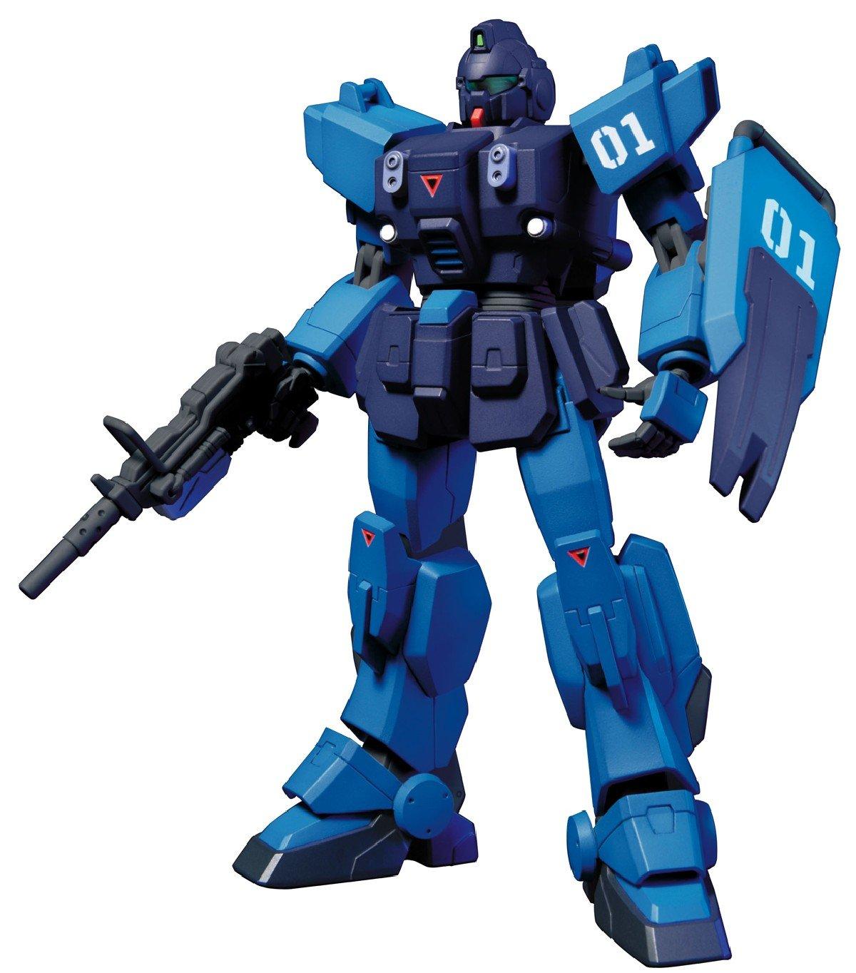 Bandai Hobby #80 RX-78BD-1 BLUE DESTINY UNIT 1, Bandai HGUC Action Figure