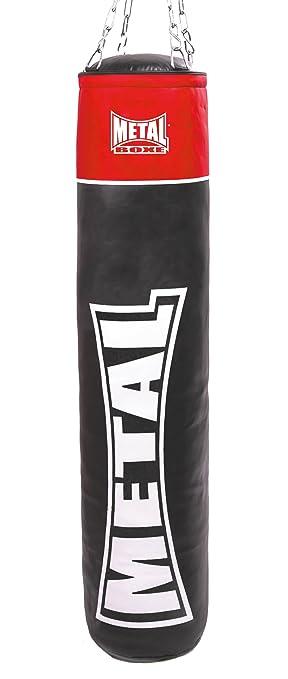 Metal Boxe mb311np Saco de Boxeo combinada