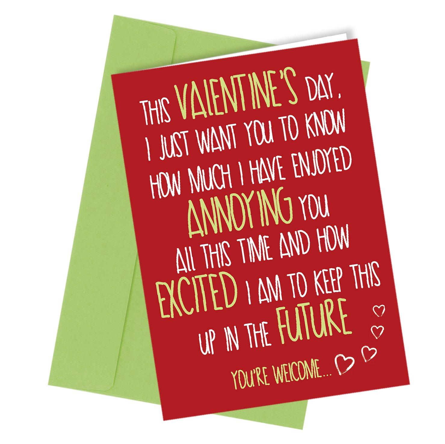 278 Husband Wife Partner Annoy You Anniversary Valentines Birthday