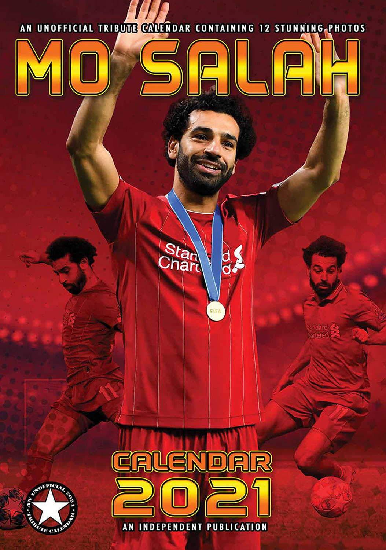 Mo Salah Celebrity Calendar Calendars 2020 2021 Wall Calendars Mls Soccer Calendar Poster Calendar 12 Month Calendar By Dream Megacalendars 5060085408356 Amazon Com Books