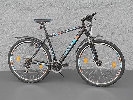 MIFA 29 Zündapp Bicicleta Cross, 21 velocidades Shimano Freno de ...