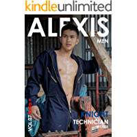 ALEXISMEN: ISSUE 07 book cover