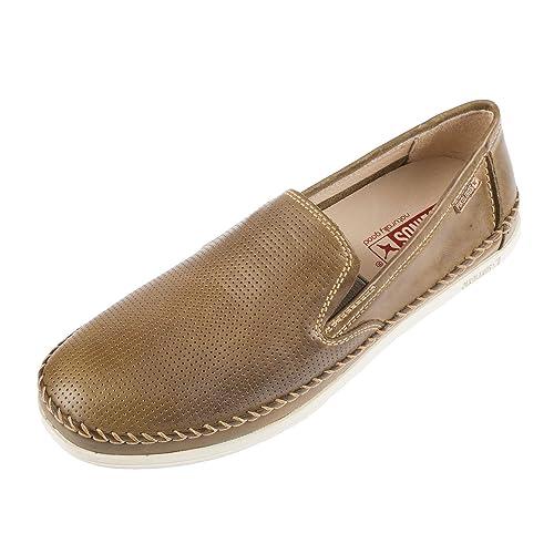 Pikolinos - Mocasines para hombre blank, color azul, talla 44 EU: Amazon.es: Zapatos y complementos