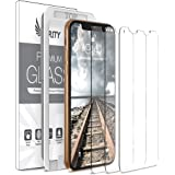 Purity Screen Protector for Apple iPhone 11 Pro/iPhone Xs/iPhone X - 3 Pack (w/Installation Frame) Tempered Glass Screen…