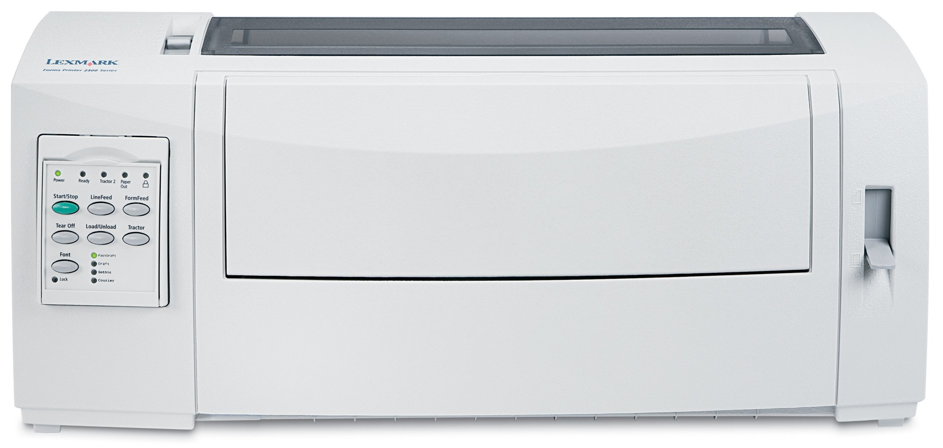 Lexmark 11C0109 Forms Printer 2580n+ by Lexmark