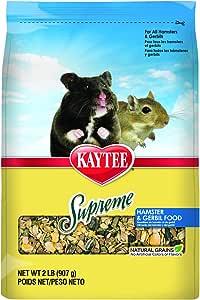 Kaytee Supreme Daily Blend Hamster & Gerbil Mix