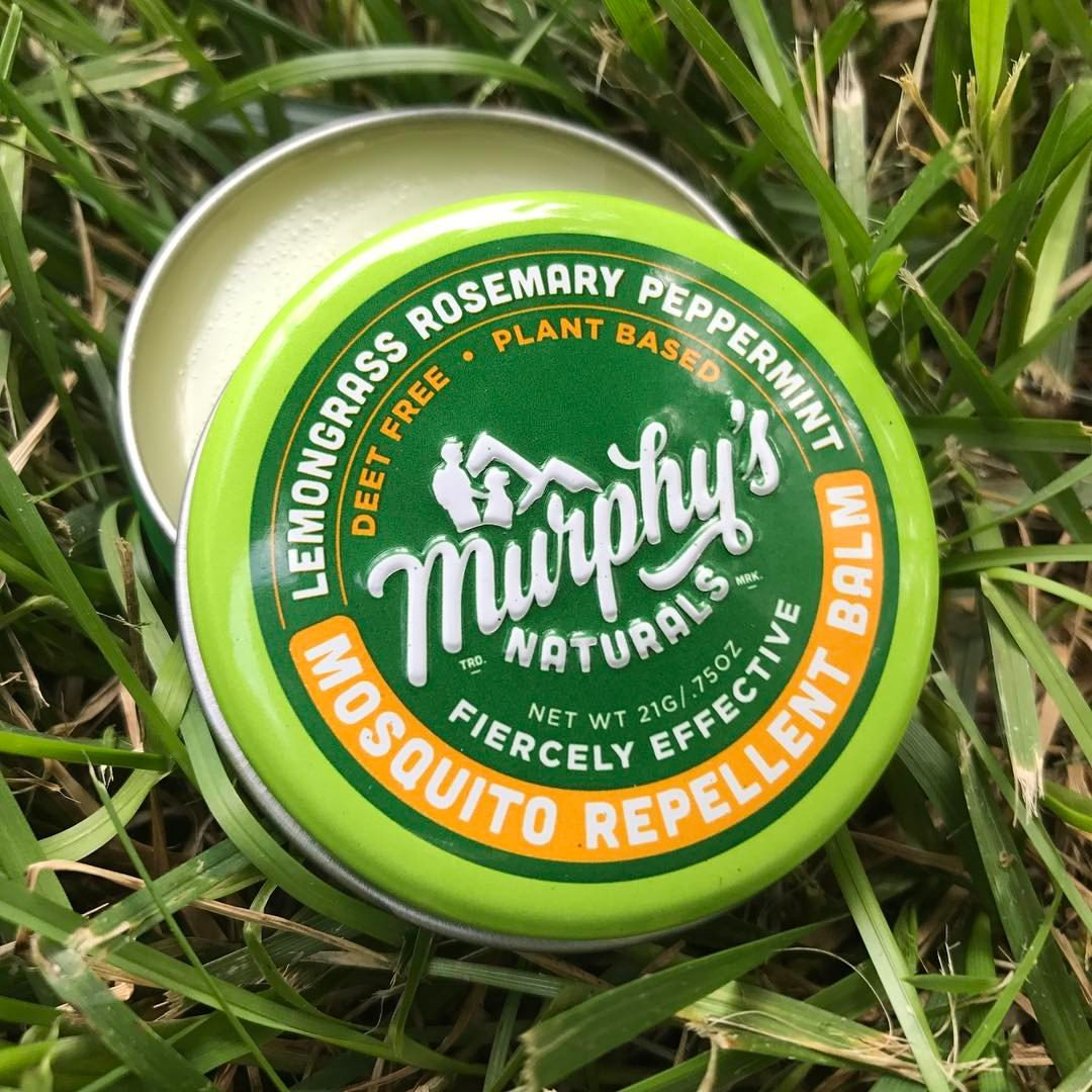 Murphys Naturals Mosquito Repellent Balm Anti Beauty Barn Kid Citronella Body Oil Plant Based Ingredients Include Lemongrass Rosemary Peppermint And Beeswax Travel