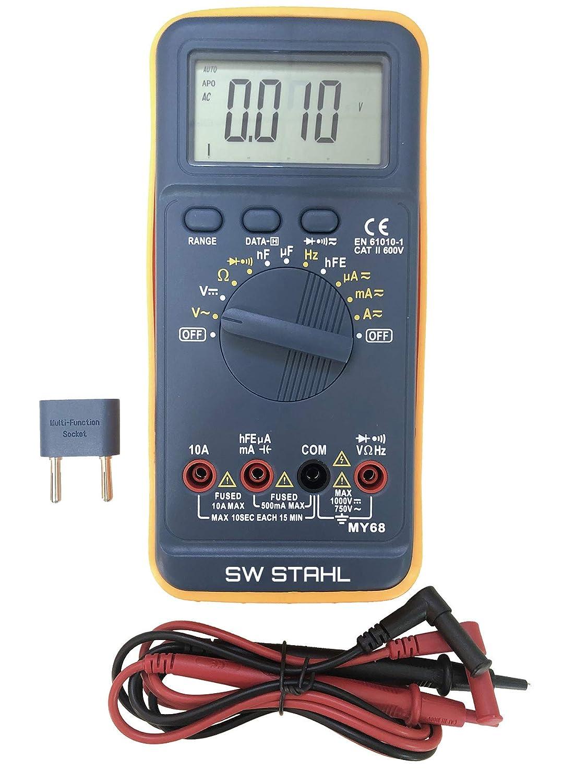 SW-Stahl 32235L Multimeter mit automatischer Bereichswahl