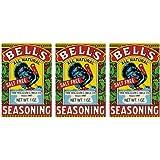 Bells All Natural Seasoning - 1 oz (Pack of 3)