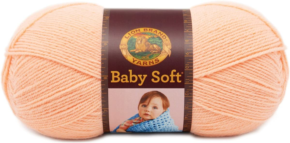 Lion Brand Babysoft Yarn