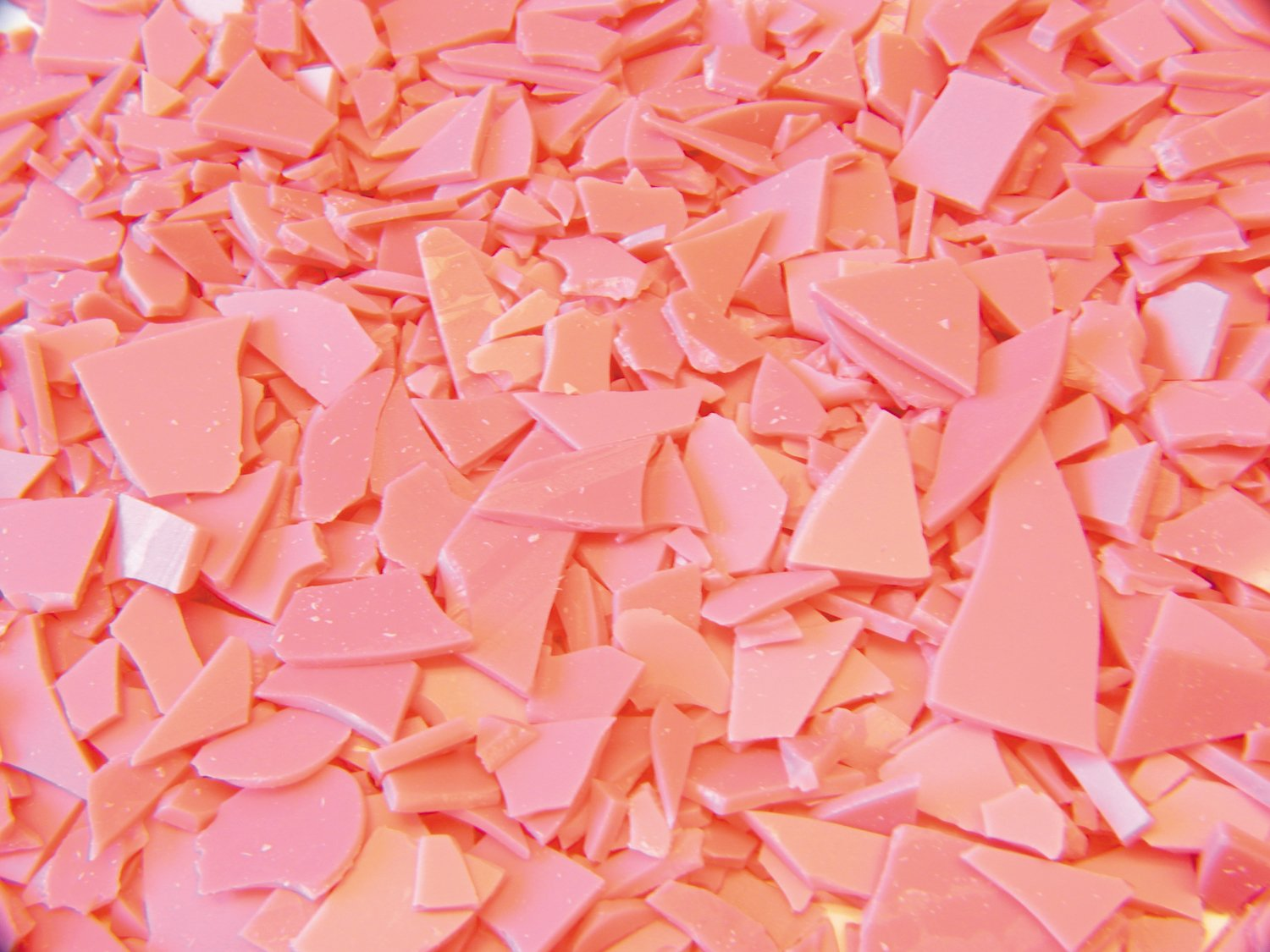 Freeman Flakes Filigree Pink 1 Lb Bag Injection Melting Wax for Gold Silver Platinum Industrial Alloys