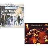 Manassas - Pieces - Stephen Stills & Manassas 2 CD Album Bundling