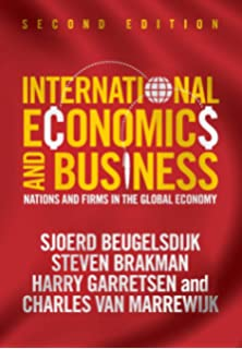 Macroeconomics a european text 9780198737513 economics books international economics and business nations and firms in the global economy fandeluxe Images