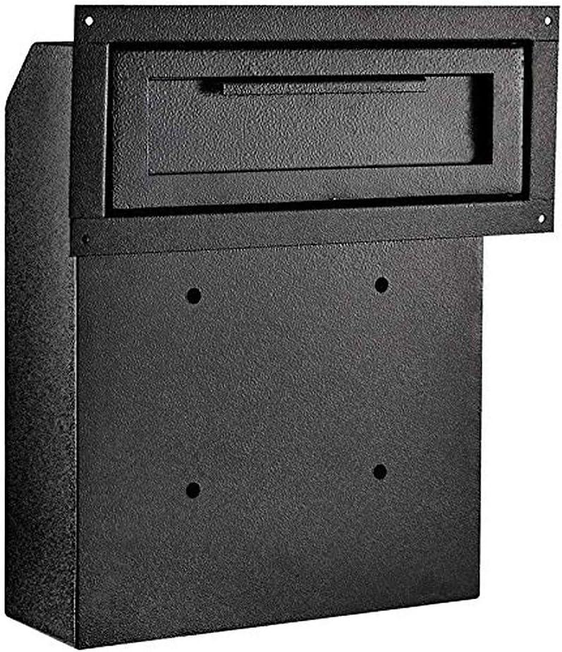 DuraBox Through-The-Door Locking Drop Box D500 (Black)