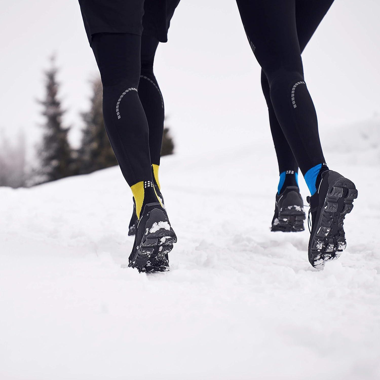 Athletic Long Socks CEP Trail Merino Men/'s Long Compression Wool Socks