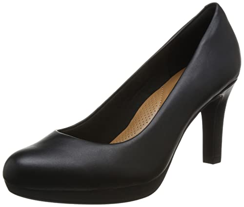 3ea587df353 Clarks Women s Adriel Viola Closed-Toe Pumps  Amazon.co.uk  Shoes   Bags
