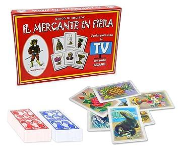 Juego en familia de la sociedad IL MERCANTE IN FIERA con ...